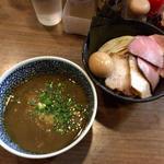 特製極濃煮干しつけ麺