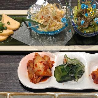 前菜盛り合わせ(仔虎 エスパル店 (コトラ))