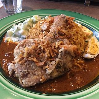 ディムのオリジナルビリヤーニ(隆麺 (リュウメン))