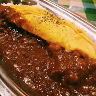 チーズオムレツカレー(ボンゾ (BONZO))