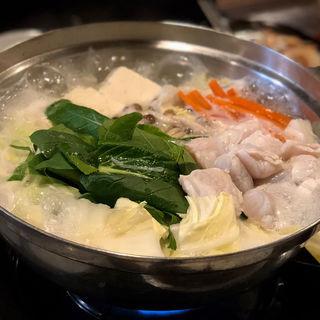 ふぐちり鍋(旬味旬菜 大和)