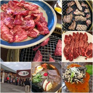 焼肉 各種(やきにく藤太 (トウタ))
