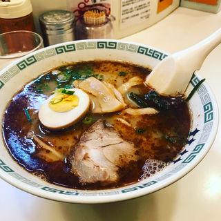桂花拉麺(ケイカラーメン)(桂花ラーメン 新宿東口駅前店 (けいからーめん))