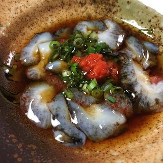 なまこ酢(浜寿司 )