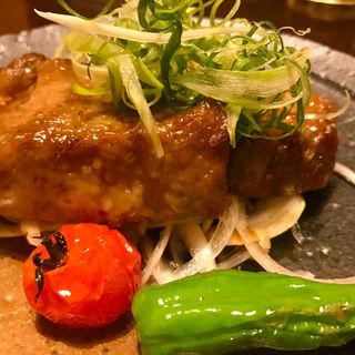 マグロテールステーキ(喜多屋 )