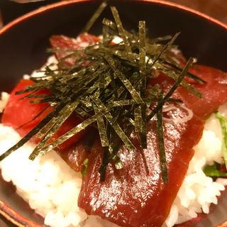 マグロ漬け丼(喜多屋 )