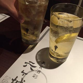 ハイボール(六ヶ城 (ろっかんじょう))