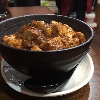 麻婆飯(小)(錦水苑)