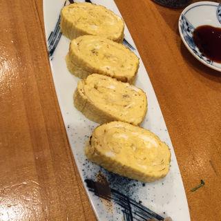 だし巻き玉子(博多酒場ソルリバ)