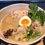 鶏白湯麺〜ほんのり麦味噌〜