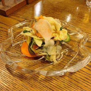 いろいろ野菜の浅漬け(はまぐり屋 串左衛門 )