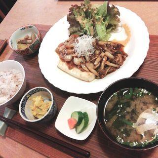 豆腐ステーキ(桐家)