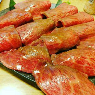 宮崎牛大トロ寿司(焼肉たまき )