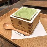 茶房パフェミニ(ランチセット)