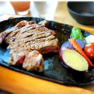 牛リブロースステーキ膳(響 西新宿野村ビル店)