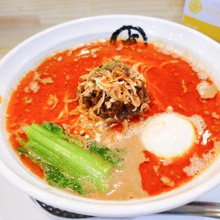 濃厚担々麺(大虎担々麺)