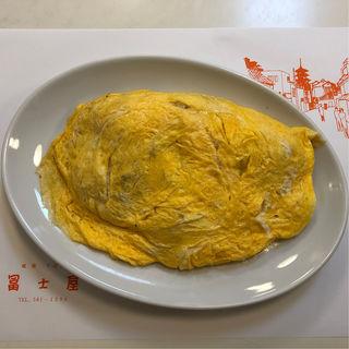 オムライス(冨士屋 (フジヤ))