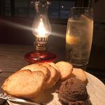 鶏のレバーパテとくるみパン(Libre (リブレ))