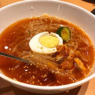 冷麺(やきにく庭園)