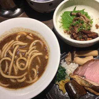 濃厚さんまそば(つけ麺一燈 (ツケメンイットウ))