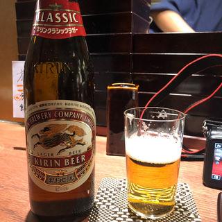 キリンラガービール(串天 山本家 )