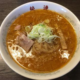 味噌ラーメン(さっぽろ純連 札幌本店)