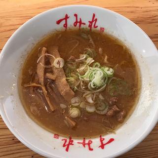 味噌ラーメン(すみれ 札幌本店)