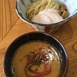 カレー鶏白湯つけ麺 大盛(限定)