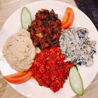 ミックスペースト(ケバブカフェ (Kebab Cafe))