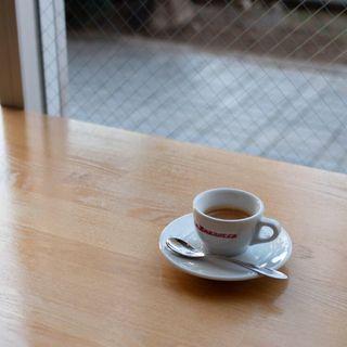 エスプレッソ(ロードアイランドカフェ)