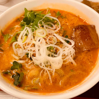 坦々麺セット(小洞天 有楽町店)