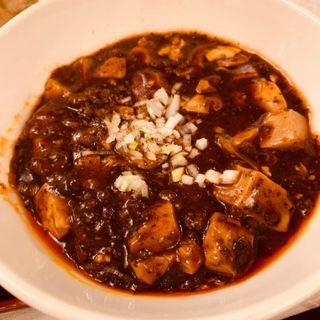 半麻婆豆腐(小洞天 有楽町店)