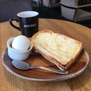 トーストモーニング(MIKAGE COFFEE LABO )
