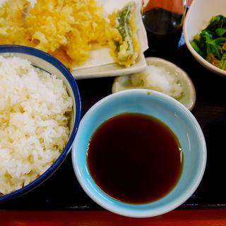 天ぷら定食(天丼てんや 中野店 )