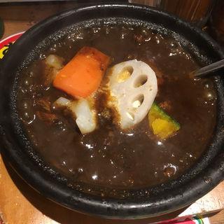牛すじ煮込みカレー(ホットスプーン (Hot Spoon))