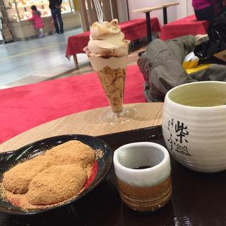 黒蜜わらび餅(柴ふく ららぽーと名古屋みなとアクルス店)