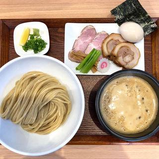 特製つけ麺(ラーメン歩く花)