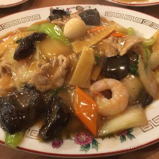 五目焼きそば(中国料理 もみぢ)