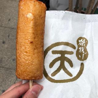 チーズ棒(磯揚げ まる天 熱海店)