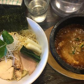 限定 味玉特製つけ麺(こむぎ )