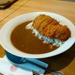 カツカレー(洋食堂 はなや )