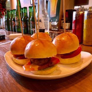 ミニバーガー(ケバブバー アンプル (Kebab Bar Ampoules))