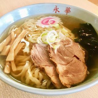 ラーメン(永華 佐野アグリ店 (えいか))