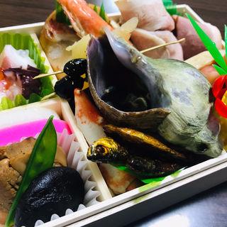 おひとり様用おせち料理(いちえ札幌店)