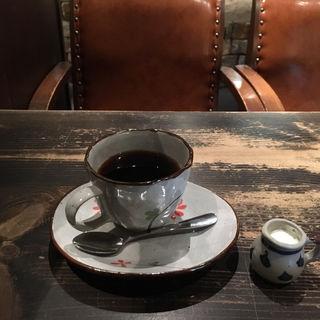 コーヒー(Cafe 婆沙羅 うさぎ堂 (バサラ))