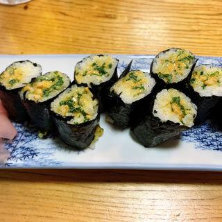 納豆巻(淡島寿司 )