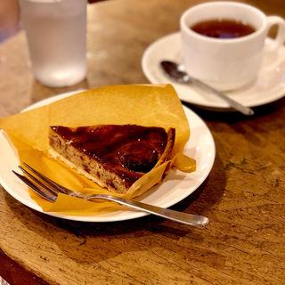 栗のタルト(スプーンカフェ )