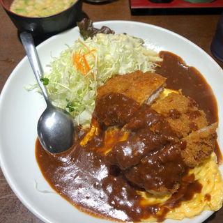 ボルガ定食(おおさかぐりる )