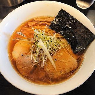 中華そば(鶴麺 鶴見本店 (つるめん))