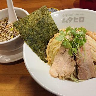 ザハハ鶏つけそば・醤油(ムタヒロ 大阪福島店 )